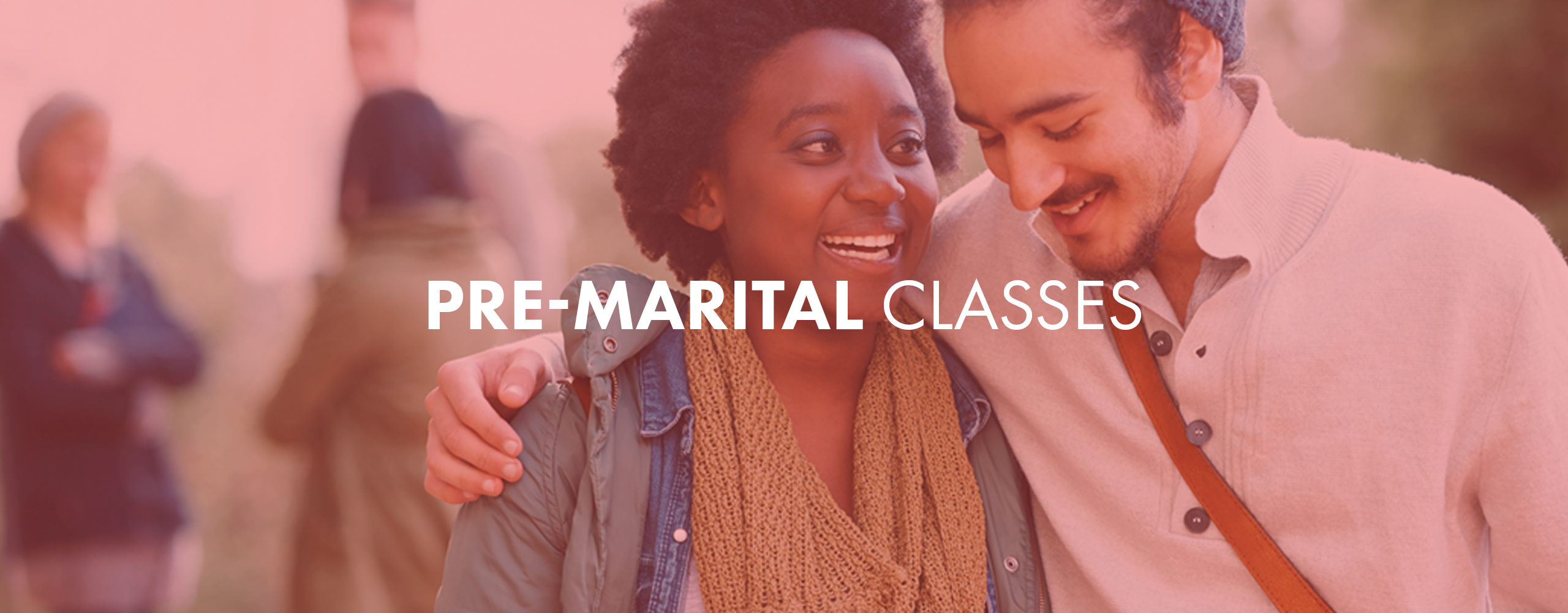 Premarital Classes banner