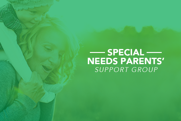 Special Needs Parents Support Group