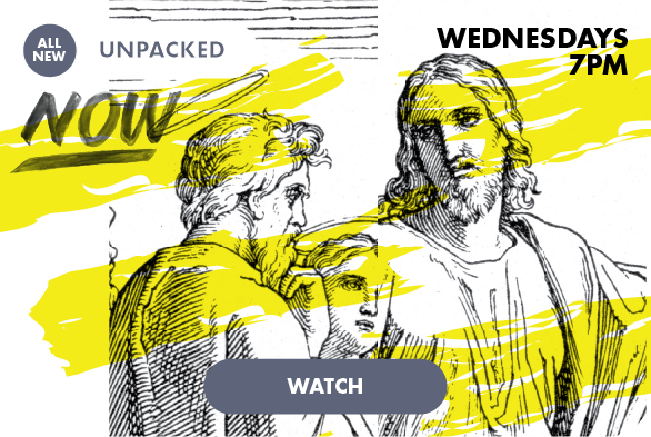 Now Unpacked Wednesday at 7pm Watch