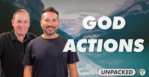 God Actions Unpacked